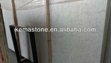 Italian white carrara marble block
