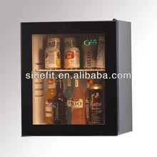 25L hotel cabinet refrigerator hot cold mini fridge