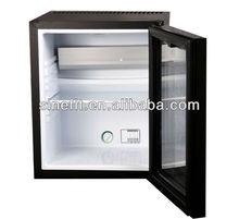 30L table top glass door mini fridge XC-30BB