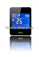 cooling/heating /Large touchscreen/24V/digital room Thermostat