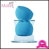 Latex free blue sculptor makeup sponge