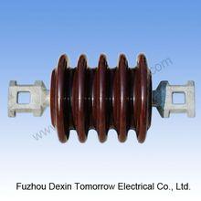 33KV Porcelain High Voltage Post Insulator