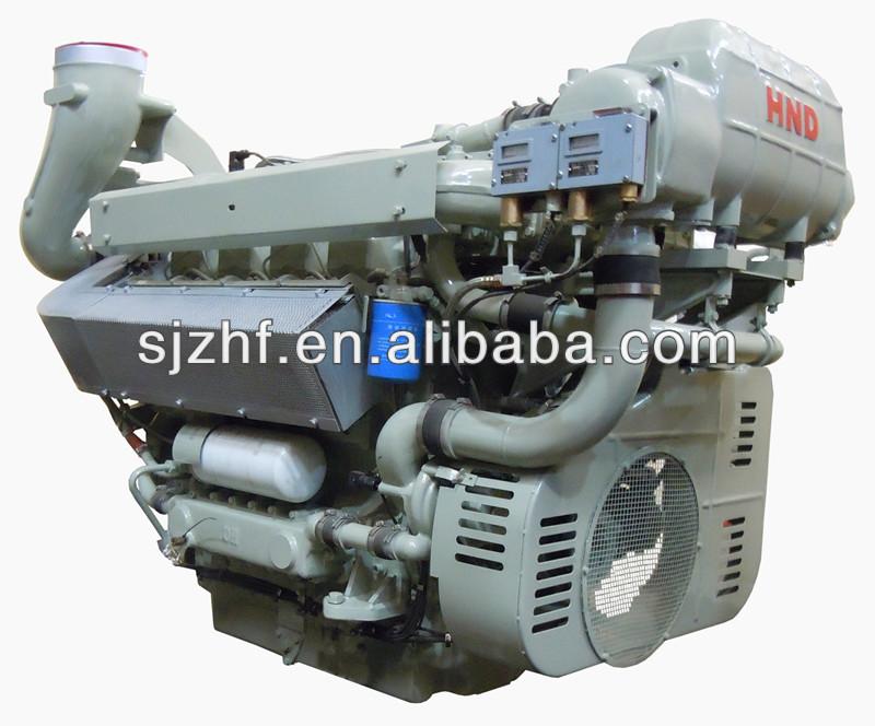 Tbd234v8 Deutz Marine Engine Marine Diesel Engine 400hp - Buy ...