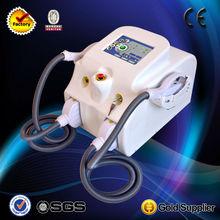 2015 new design shr ipl laser for permanent hair removal(CE,ISO,TUV)