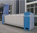 Lj de vapor, eléctrica, de gas, lpg industriales planchadora-secadora