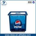 vintage pepsi geladeira metal caixa de gelo cooler box