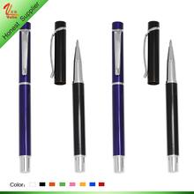 factory wholesale colored metal pen go kart promotional pen