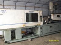 used machine tools, Daeyoung injection molding machine 280ton