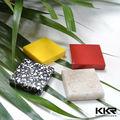 couleurs synthétiques feuille de surface matériel pierres briques