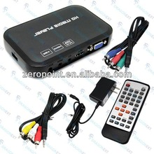1080P USB HDMI HD TV RMVB Multi Media Remote Player DVD MP3 SD MMC