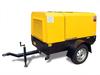 Diesel Power Air Compressor