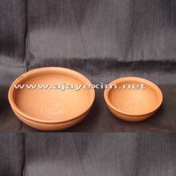 Terracotta Serving Bowls