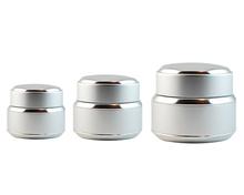 Cosmetic alu jars