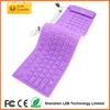 Foldable Waterproof Keyboard for storage or travel