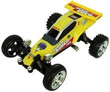 1:52 Mini RC Kart MC21 YELLOW