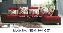 modern corner sofa for home living furniture