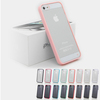 Shockproof TPU bumper PC crystal case Good feeling For iphone 5s cover