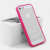 factory price hot sales Crystal clear back case for iphone 5