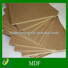 high quality 1220*2440*6mm raw mdf