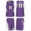 Custom Sublimated Basketball Uniform (Jerseys & Shorts)