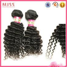 black girls fancy for virgin hair weave blonde deep curly