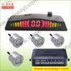 High Sensitive OEM Car Parking Sensor Back Up Radar Kit 6 Colors Sensor To Choose LED Parking Sensor
