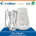 Rivelatori di gas allarmi efficace per il gas naturale, gpl, lng