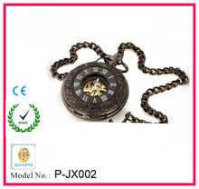 big size erotic mechanical pocket watch hot sale