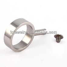 Fancy rings chengeable bead rings
