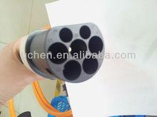 water resistant electrical plug (socket with locking mechanism)