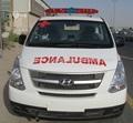 Hyundai H1 ambulância novo modelo