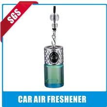 2014 marketing special style liquid aroma car air freshener