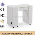 Salão de beleza de móveis de mármore superior técnico do prego tabelas( kzm- ada)