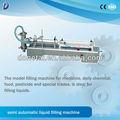 Machine de remplissage glucosée/semi automatique de remplissage de liquide/pierres- automatique de liquide machine de remplissage