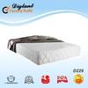 7 zone organic latex american style mattress