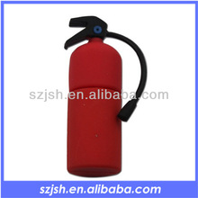 Fire extinguisher usb flash,cheapest custom your own logo usb flash memory