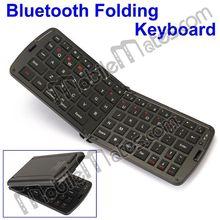 Portable Folding Wireless Bluetooth 3.0 Keyboard for iPhone 4 iPhone 4S iPad 4 iPad2 New iPad