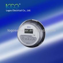 Portable energy meter socket Mounted Single Phase Electronic Energy Meter LEM171