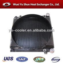 customized aluminum water air cooler fan manufacturer