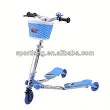 Kick New Folding mini bike scooter
