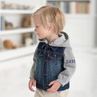 DB450 dave bella 2014 spring new arriv infant clothes toddler coat baby outwear kids hoodie wholesale children clothes coat