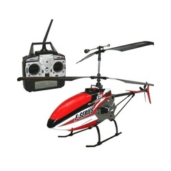 "31"" MJX F639 (F39) RC Helicopter 2.4G 4CH F-SERIES GYRO & Dual-Mode LCD Transmitter HF39 Red"