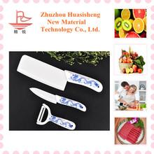 Coltello di ceramica high qualità, coltelli da cucina posate