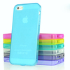 New arrive Hot selling jelly color TPU Soft Cover Case for Iphone 5