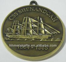 CSS custom military metal medal