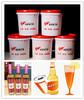 2014 Nenghui hot selling water based acrylic adhesive glue