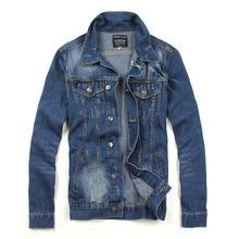 menJean Jacket,Sportswear,men's denim jacket (DJ002)