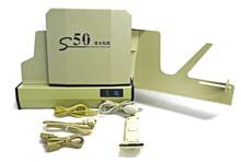 S50 OMR Optical Mark Reading Expert Reader +Bita USB Barcode Scanner & Case