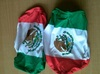 Mexico rear mirror cover/ side mirror flag/ car mirror cover