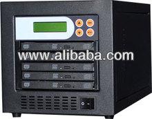 5 target cd dvd slim duplicator with 1Tb HDD